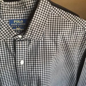 Polo by Ralph Lauren Slim Fit Button Down Shirt